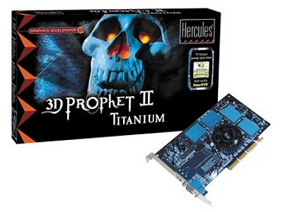 HERCULES 3D Prophet II MX Dual Display Update