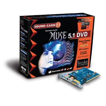 HERCULES Sound Card Digifire 7.1 Drivers for Windows